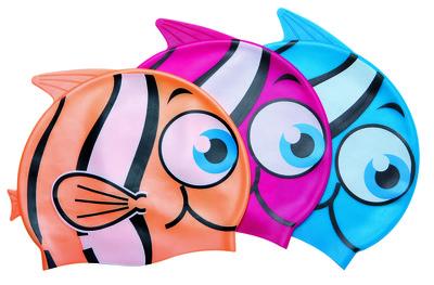 Шапочки для плаванья BestWay Рыбки