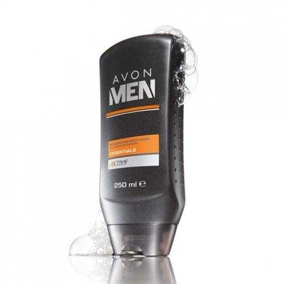 Тонизирующий гель для душа «Основной уход» For Men