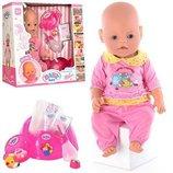 Кукла пупс Baby Born, Беби борн, бейби бон, берн, лялька аналог