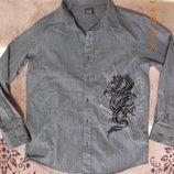Блузка смугаста F&F. Блузка в полоску.
