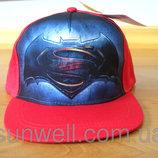 Бейсболка для мальчика Batman VS Superman р.56, 58