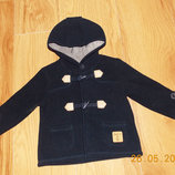 Стильное демисезонное пальто Jasper для ребенка 9-12 месяцев, 80 см