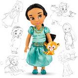 Disney Animators Куклы Аниматоры. Оригинал Жасмин