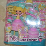 Лалалупси сластена Lalaloopsy Girls Cake Fashion Doll - Candle Slice O´Cake