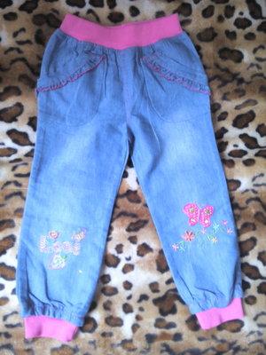 d800ea6c3bc6386 Новые летние джинсы девочке до 116см: 150 грн - детские джинсы в ...