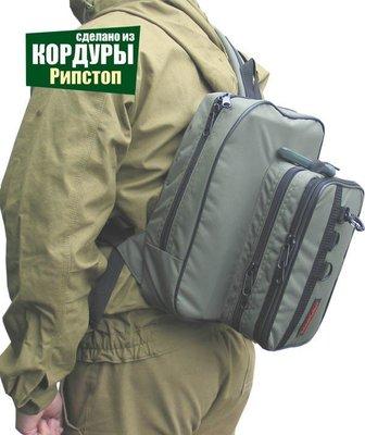 Рыбzak 10 Рюкзак слинг для ходовой рыбалки