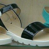 Женские босоножки, сандали натуральная кожа