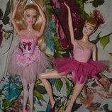 Mattel Куколка балерина кукла коллекционная барби маттел шарнирная