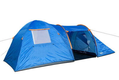 Туристическая палатка 4-х четырехместная Coleman 1009