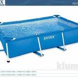 Каркасный бассейн Intex 28270 58983 220x150x60 см.