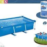 Каркасный бассейн Intex 58981 28272 Интекс 300x200x75 см