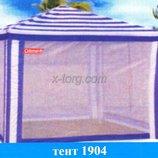 Тент шатер - кухня Coleman 1904 Колеман навес