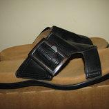 Нові брендові шльопанці шкіряні Gabor Jollys Оригінал р.38 стелька 25 см