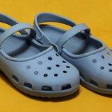 Оригинальные кроксы Crocs Размер 33-34