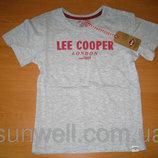 Детская футболка для мальчика Ли купер, Lee cooper 6-16 лет