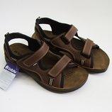 Мужские кожаные сандалии Тм Inblu Инблу 39-45 размер в наличии