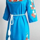 платья вышыванка