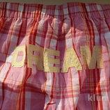 Стильные пижамные штаны дорогой Тм Matalan