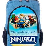 Школьный рюкзак купить Нинзяго Лего LEGO Ninjago Кай Kai принт