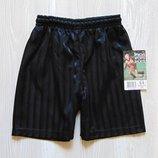 Новые спортивные шорты для мальчика. Цвет черный. Sport Code. Размер 5-6 лет. В наличии 2 пары