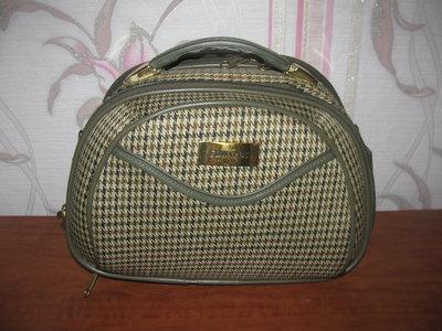 6631bdefe576 Саквояж женский дорожный Edwards: 500 грн - дорожные сумки, чемоданы ...