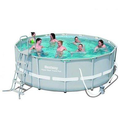 56444 Каркасный бассейн, 427х122 см, 15232 л.