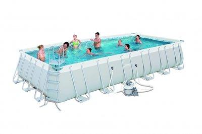 56475 Каркасный бассейн, 671х366х132 см, 26845 л.
