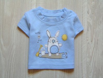 Стильная футболочка для маленького модника. Early Days. Размер 0-1 месяц, будет до 6-ти месяцев