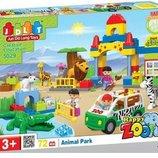 Конструктор Зоопарк 5029 JDLT тип Lego Duplo