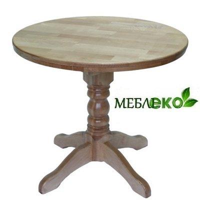 Круглый стол, Стол Круглый Аврора на одной ноге