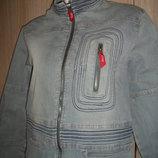 куртка курточка джинсовая стрейч размер 46-48
