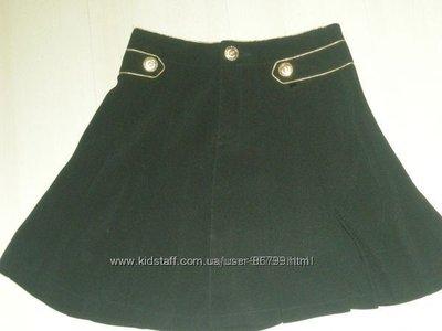 Распродажа школьных юбочек. 110-164см. Олимпия, Делорес - суперкачество.