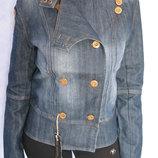 Джинсовая куртка пиджак Германия