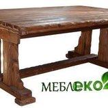 Мебель из массива, Стол Амадор