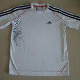 Фирменная футболка Adidas на 9-10лет. р.140