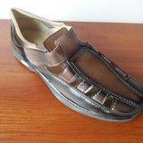 Мужские летние туфли босоножки сандалии
