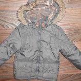 Куртка-Парка на 5-6 лет