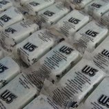 Пробники.более 200отзывов.Немецкие таблетки для посудомойки W5-90шт.
