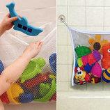 Сетка для игрушек для ванной комнаты