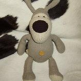 большая мягкая игрушка Собака Буфи Boofle Англия оригинал 40 см