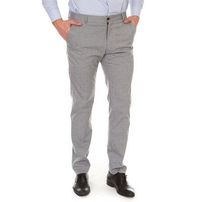 брюки Zara Евро38Р Рус 46 натуральная ткань