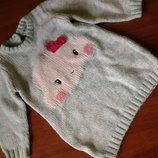 свитер для девочки