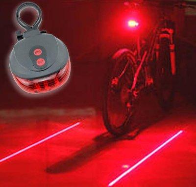 Задний фонарь, велофонарь, габарит с лазерами, вело мигалка, фонарь для велосипеда