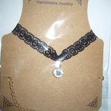 чокеры-ожерелье женские для модниц новые
