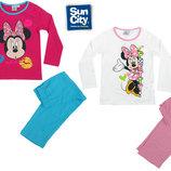 Пижамы Дисней Мини Маус на 3-8 лет, бренд Sun City Франция