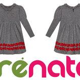 Платье вязаное для малышки 6-12 мес Prenatal Италия