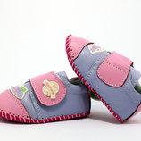 Обувь для самых маленьких, на первые шаги Тм Calorie для девочек и мальчиков.