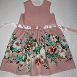 Продам детское летнее платье