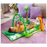 Детский развивающий коврик Тропики Bambi 526 3059