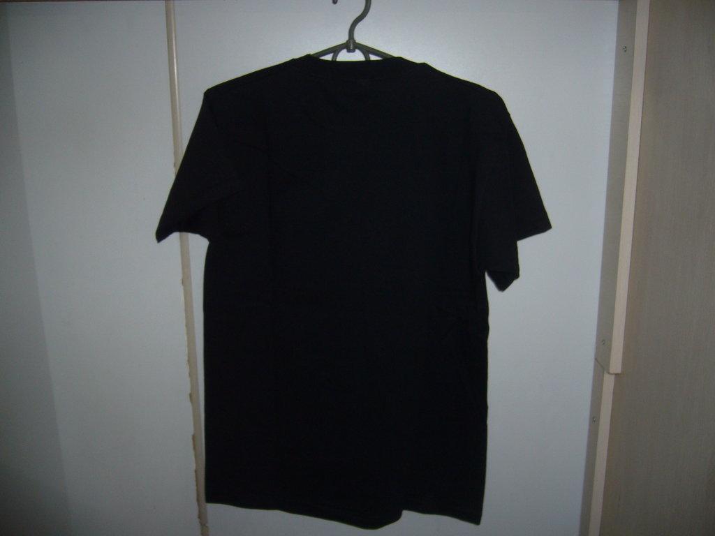 футболка мужская черная новая s m l  95 грн - футболки 59009566b11cd